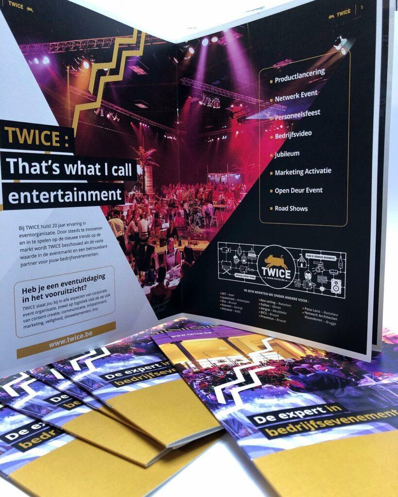 brochure Twice