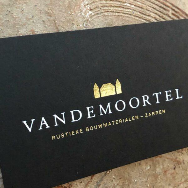 Firmakaartje Vandemoortel
