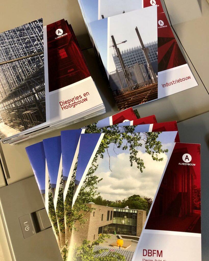 brochures Alheembouw