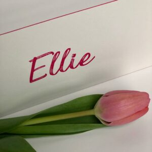 Geboorte Ellie