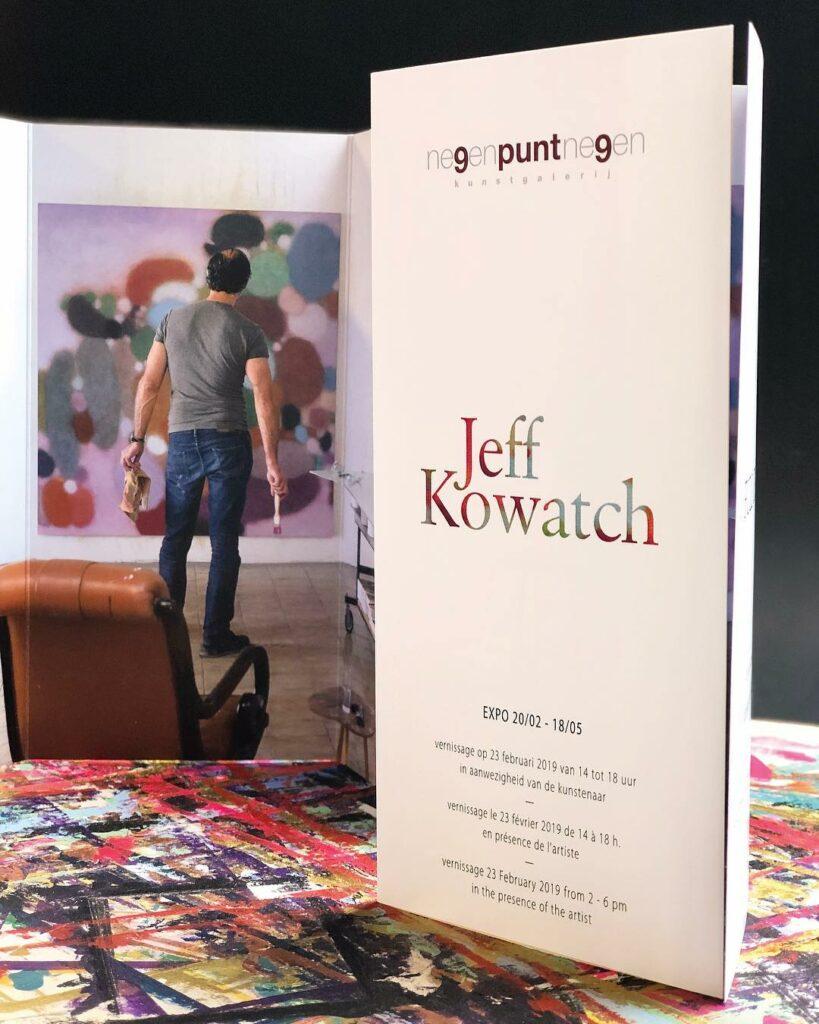 uitnodiging Jeff Kowatch