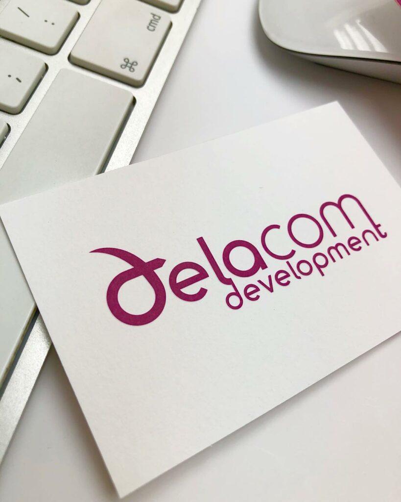 firmakaartjes Delacom