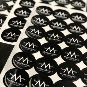 Stickers MotelMoteur