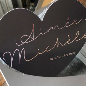 Geboorte Aimée Michèle