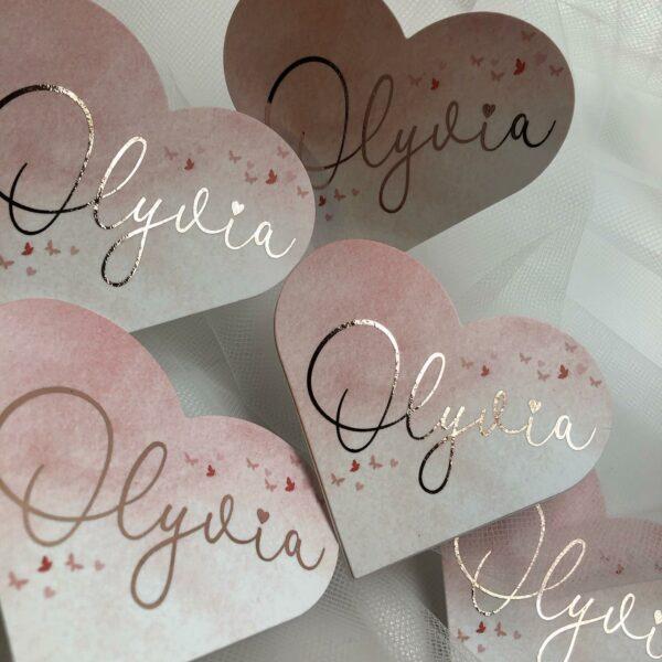 Geboorte Olyvia